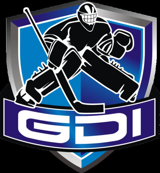 Hockey Goalie Training Company Logo psd